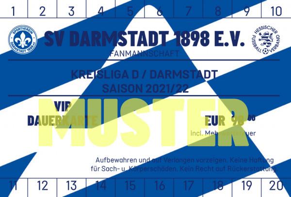 VIP-Dauerkarte - Fanmannschaft