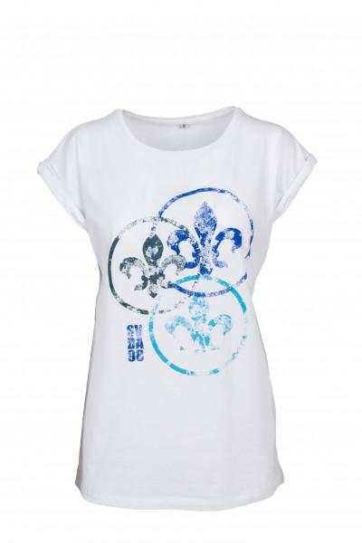 "Damenshirt ""Circles"""