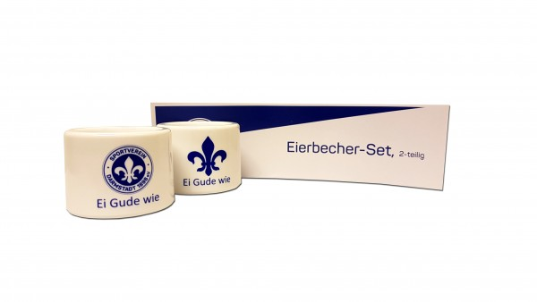 Eierbecher-Set