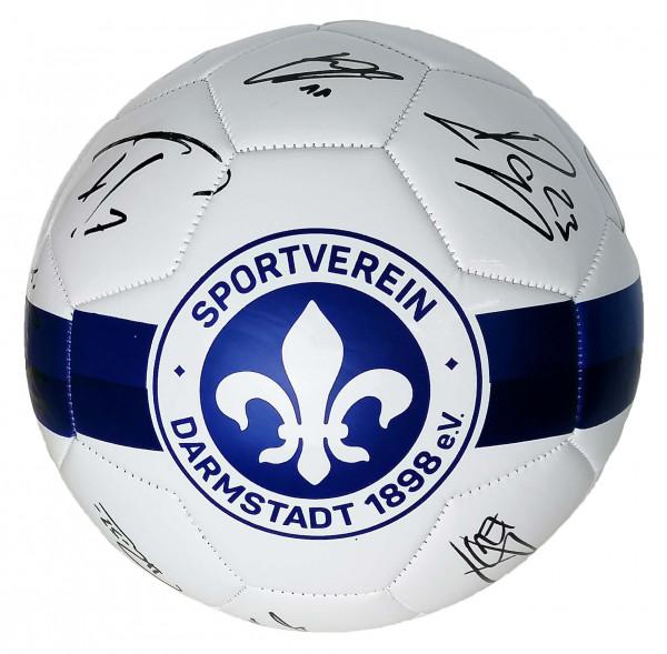 SV 98 Fußball, signiert