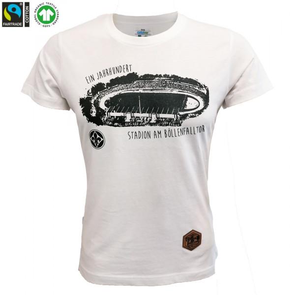 "SV 98 SportFAIRein Damenshirt ""Bölle"""