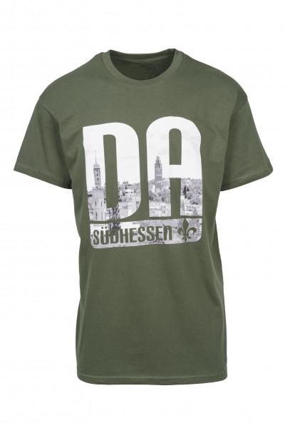 """T-Shirt """"DA-Südhessen"""""""