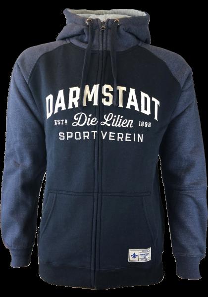 """Raglan-Zipper """"Herrngarten"""""""