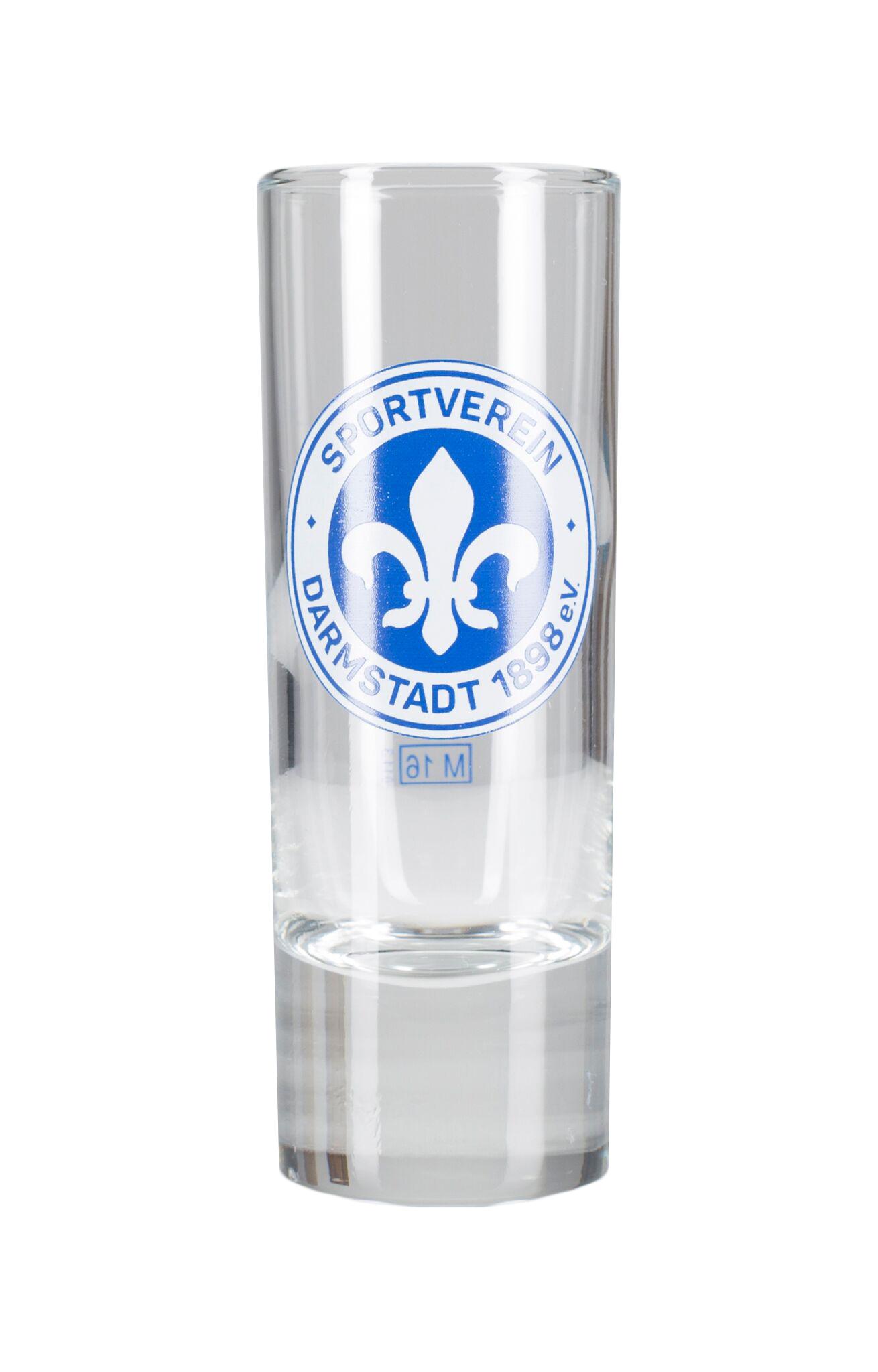 Schnapsglas Logo - Gläser - SV Darmstadt 98 Online-Shop | SV ...