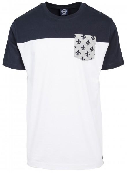 """T-Shirt """"Brusttasche"""""""