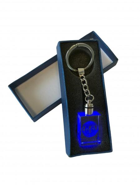 Schlüsselanhäger, beleuchtet