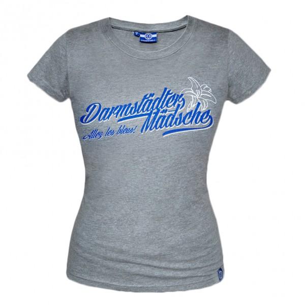 """Damen-Shirt """"Darmstädter Mädsche"""""""