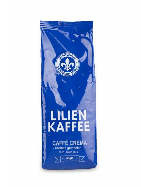 """Lilien-Kaffee """"Crema 250g"""""""