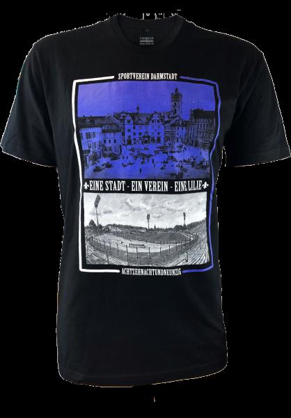 "SV 98 T-Shirt ""Marktplatz"""