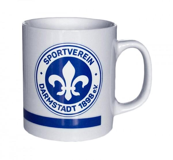 f94d6f94945 Tasse Logo - Tassen/Becher - SV Darmstadt 98 Online-Shop | SV ...