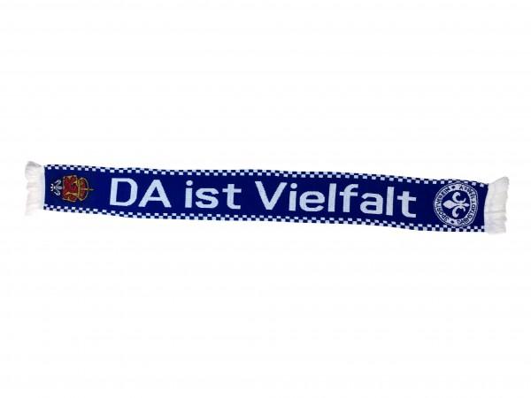 """Schal """"DA ist Vielfalt"""""""