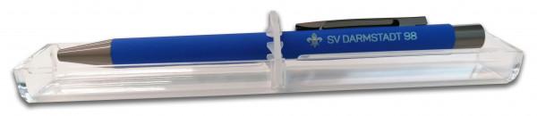 Softtouch-Kugelschreiber im Etui