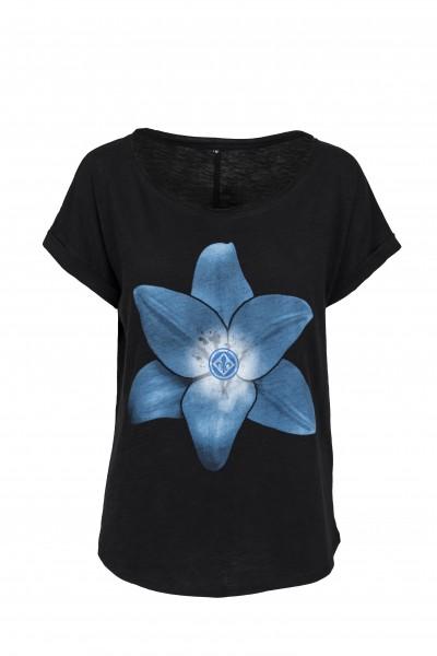 "Damen-Shirt ""Lilienblüte"""