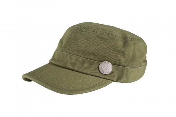 """Cap """"Military"""", olive"""