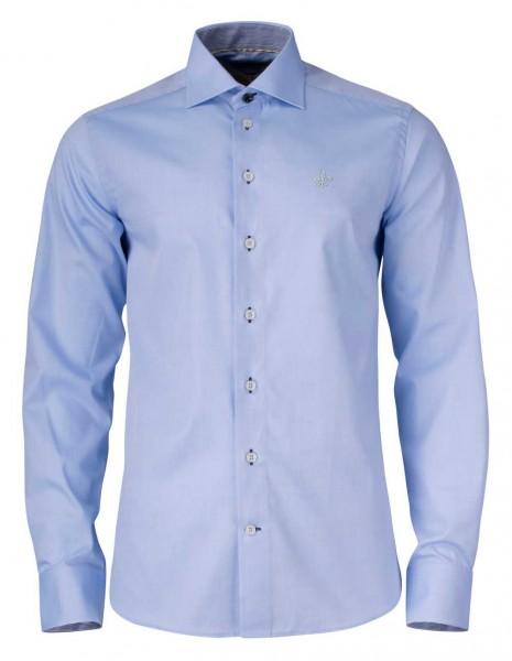 Herren-Hemd hellblau