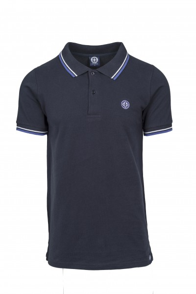 "Polo-Shirt ""navy"""